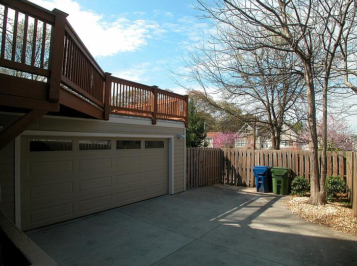Custom 1920s craftsman style home located in the heart of for Craftsman home builders atlanta